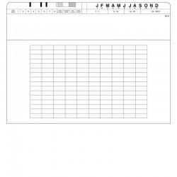 """Boîte de 100 pochettes 12"""" X 9"""", PCL912"""